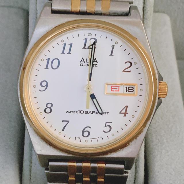 ALBA - SEIKO ALBA 腕時計の通販 by 888プロフ必読|アルバならラクマ