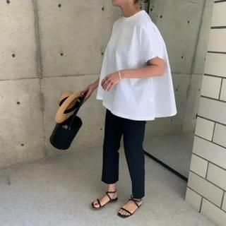 DEUXIEME CLASSE - ella_selectshop cotton pique T (white)