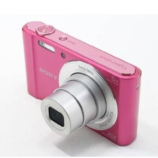 SONY - ソニー SONY デジタルカメラ Cyber-shot W810