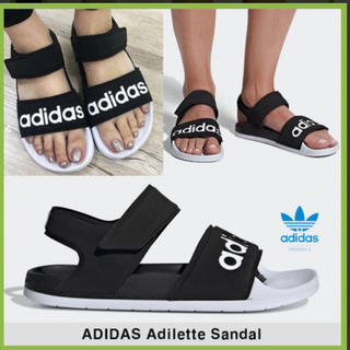 adidas - adidas☆サンダル26.5