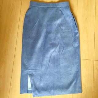 フレイアイディー(FRAY I.D)のフレイアイディータイトロングスカート(ロングスカート)
