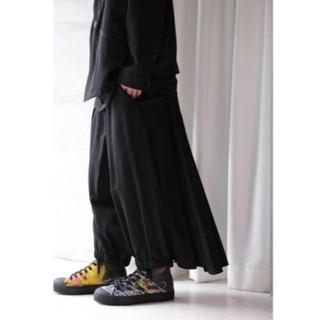 Yohji Yamamoto - yohjiyamamoto カラスパンツ 19ss