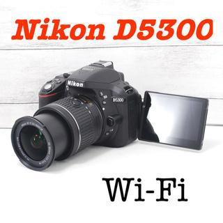 Nikon - ❤️シャッター回数わずか896枚❤️Wi-Fi搭載❤️Nikon D5300