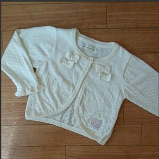 クーラクール(coeur a coeur)のクーラクール ボレロ 95(Tシャツ/カットソー)
