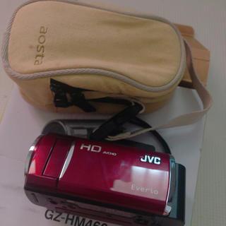JVC everio GZ-HM460 ビデオカメラ ハイビジョン