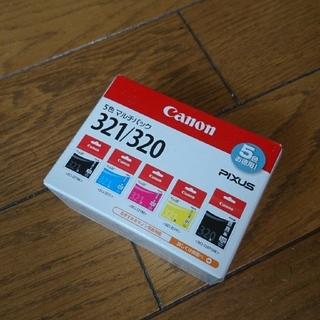 Canon - キャノン純正 5色マルチパック 321/320