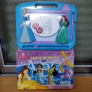 Disney - ディズニー プリンセス お絵かきボード