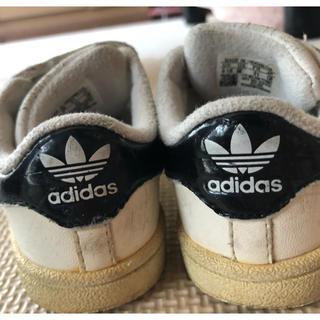 adidas - アディダスオールスターキッズ