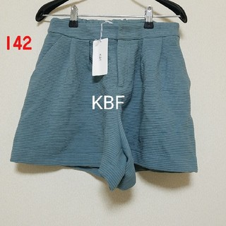 ケービーエフ(KBF)の142♡新品 KBFショートパンツ(ショートパンツ)