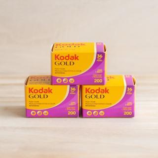 コダック GOLD 200 35mm 36枚撮 3本セット