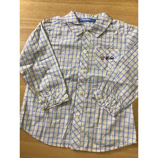 familiar - ファミリア☆100センチ☆シャツ