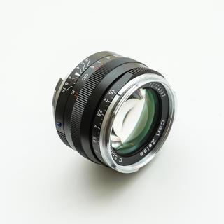 LEICA - Carl Zeiss C Sonnar 50mm F1.5 ZM カールツァイス