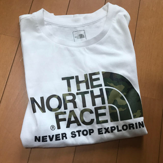 THE NORTH FACE - THE  NORTH FACE 半袖Tee 140