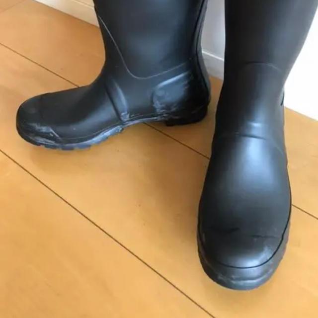 HUNTER(ハンター)のハンターレインブーツ HUNTER レディースの靴/シューズ(レインブーツ/長靴)の商品写真