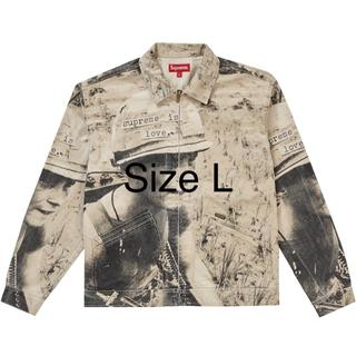 Supreme - Supreme Is Love Work Jacket Floral Mary