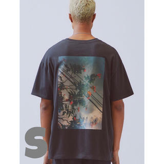 FEAR OF GOD - FOG Essentials Boxy Photo Series Tシャツ S