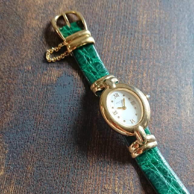 Vendome Aoyama - ヴァンドーム青山 オーバル  星   時計 レディースの通販 by ピヨハピ's shop|ヴァンドームアオヤマならラクマ