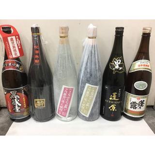 【丸西酒造】人気銘柄 1.8L 25度 6種6本セット(焼酎)
