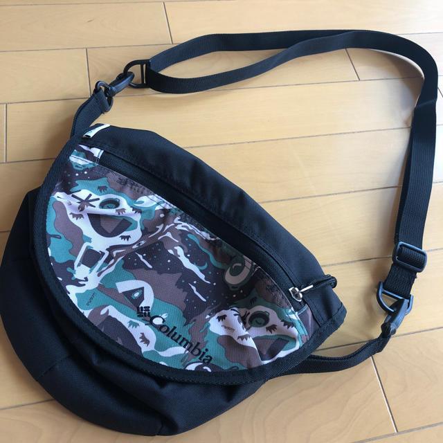 Columbia(コロンビア)のColumbia コロンビア ショルダーバック メンズのバッグ(ショルダーバッグ)の商品写真