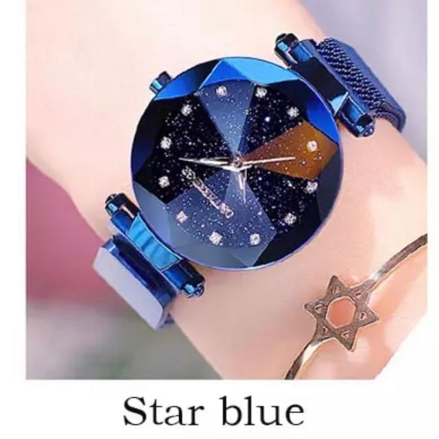 大人気 海外で話題 レディース 腕時計 星空 ジルコニア czダイヤモンドの通販 by shop BON's shop|ラクマ