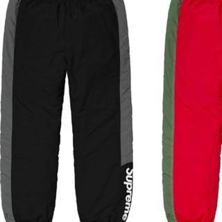 Supreme - 19aw Supreme side logo track pant s 黒