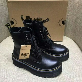 Dr.Martens - UK5ドクターマーチン  Dr.Martens  新品 厚底ブーツ 革靴