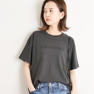 IENA - イエナ ロゴTシャツ IENA