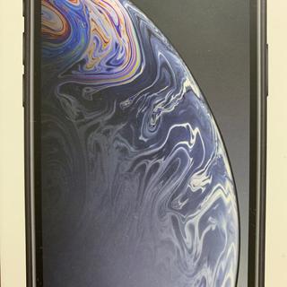 iPhone - iphone XR SIMフリー 新品 ホワイト 64GB