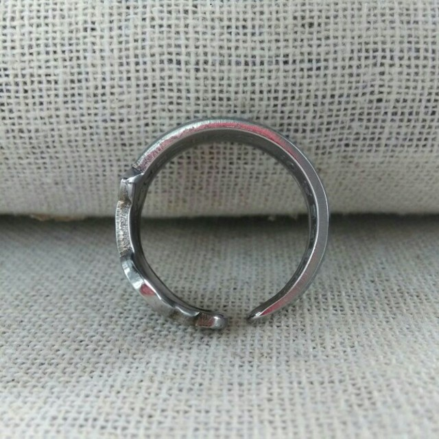 ROLEX(ロレックス)のスプーンリング メンズのアクセサリー(リング(指輪))の商品写真