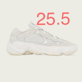 adidas -  YEEZY BOOST 500 BONE WHITE