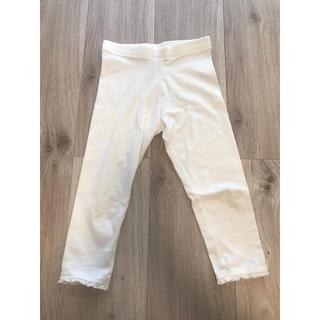 ネクスト(NEXT)のNEXT  98cm 2-3yrs ホワイト パンツ 白(パンツ/スパッツ)