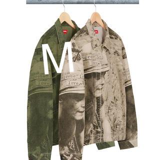 Supreme - supreme is love denim work jacket