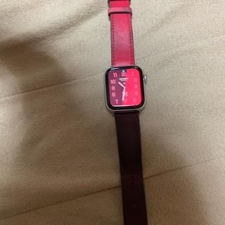エルメス(Hermes)のApple Watch SERIES4 エルメス アップルウォッチ ステンレス(その他)