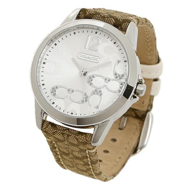 COACH - コーチ COACH クオーツ レディース 腕時計 14501620の通販 by 優華's shop|コーチならラクマ