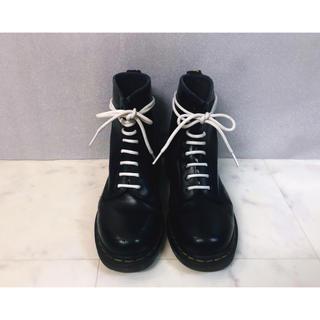 Dr.Martens - ドクターマーチン 8ホール ブーツ ブラック Dr.Martens
