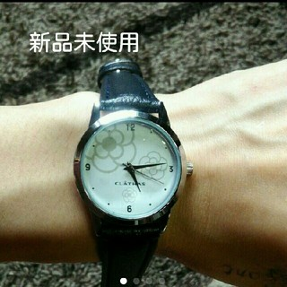 クレイサス(CLATHAS)の新品未使用 CLATHAS 腕時計レディース(腕時計)