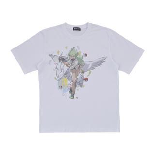 ポケモン(ポケモン)のTシャツコレクション Pokémon Trainers  N エヌ(Tシャツ/カットソー(半袖/袖なし))