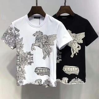 ヴェルサーチ(VERSACE)の新品  Versace Tシャツ  ファッション(Tシャツ/カットソー(半袖/袖なし))