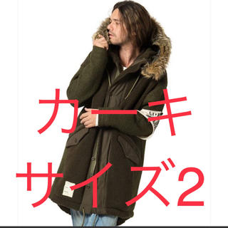 glamb - glamb・グラム Samuel mods coat サミュエルモッズコート