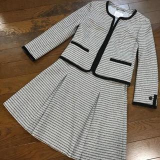 23区 - 新品未使用♡23区♡スカートスーツ セレモニースーツ セットアップ ママスーツ