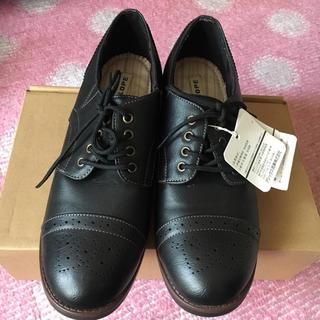 アシックス(asics)の(新品未使用タグ付き)靴  PENELOPE 24.5cm(ローファー/革靴)
