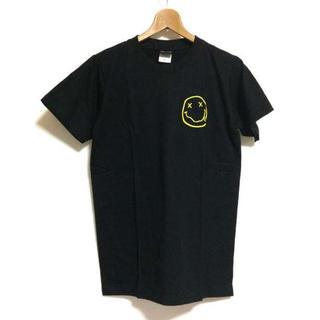 半袖 Tシャツ ニルヴァーナ チョビニコ2 イエロー メンズ ニルバーナ  XL(Tシャツ/カットソー(半袖/袖なし))