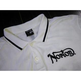 ノートン(Norton)の豪華/Norton/ノートン/ポロシャツ/トップス/半袖/ロゴ/刺繍/トップス(ポロシャツ)