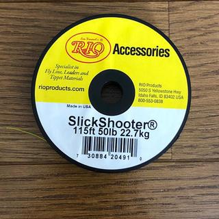 リオ(RIO)のRIO Slick Shooter 115ft  50lb 22.7kg(釣り糸/ライン)