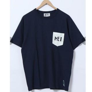 coen - 大人気!!coen MEI別注ポケットTシャツ