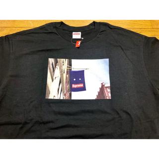 シュプリーム(Supreme)の19AW 新品 ブラックXL(Tシャツ/カットソー(半袖/袖なし))