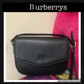 BURBERRY - Burberrysバーバリーズ☆*美品オールドバーバリーショルダーバッグ☆*