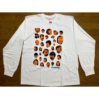 シュプリーム(Supreme)の19AW 新品 ホワイトXL(Tシャツ/カットソー(七分/長袖))