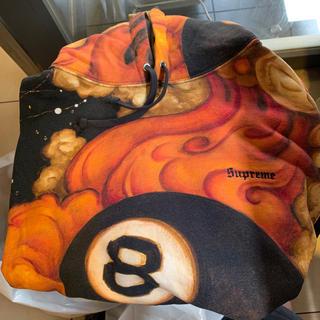 シュプリーム(Supreme)の【XLサイズ】Supreme 8-Ball Hooded Sweatshirt (パーカー)