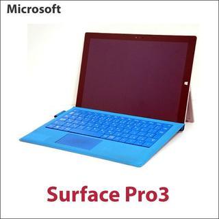 Microsoft - Microsoft Surface Pro 3 キーボード付 Windows10